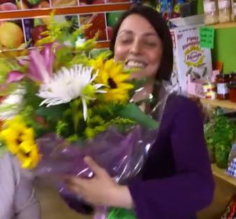 Envío de ramos de flores para regalar en Zamora