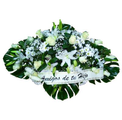 flores para difuntos de la floristería de Zamora
