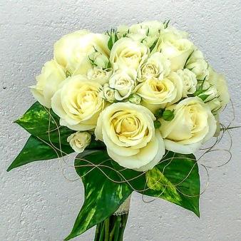 ramos de novia y flores para boda Zamora