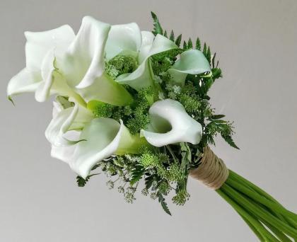 Ramos de novia personalizados de la floristería de Zamora
