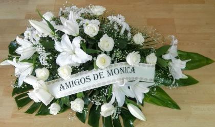 flores para difuntos para los tanatorios de Zamora